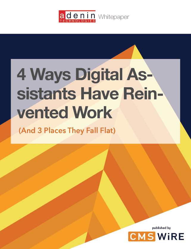 4 Ways Digital Assistants Have Reinvented Work Whitepaper
