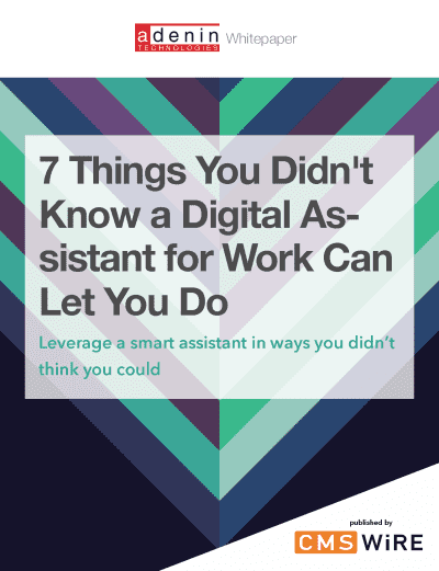 7 Things You Didn't Know a Digital Assistant for Work Can Let You Do